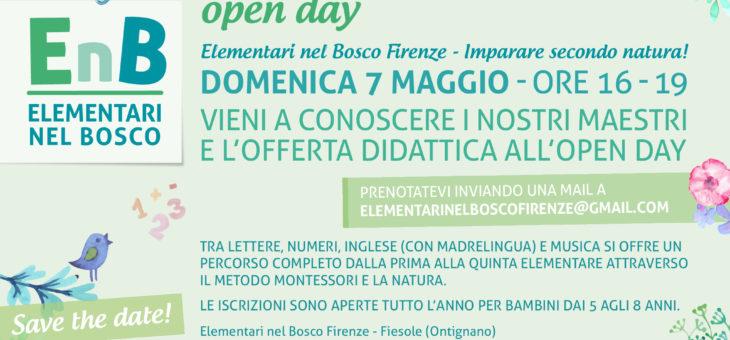 7 Maggio Open Day tra gli ulivi