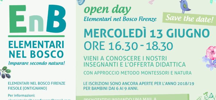 Open Day Giugno